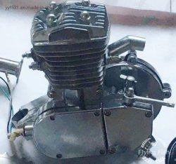 Motor van de Motor van de Benzine van de Fiets van de Cilinder van twee Slag de Enige 48cc