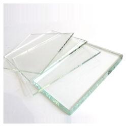 Fourniture en gros de la couleur du verre flotté réfléchissante