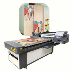 Малый формат тиснения УФ планшетный принтер Ricoh Gh2220 печатающей головки