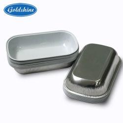 알루미늄 호일 항공 식품 포장 컨테이너 런치 박스