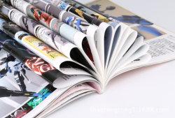 Custom Printing Katalog, Magazin, Broschüre, Malbuch, Broschürendruck in China