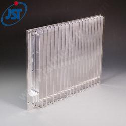 カスタム精密シートのAutomativeのための製粉アルミニウムプロフィール脱熱器