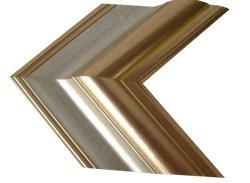 Goldfolien-Drucken-heiße stempelnde Folie auf Holz, PS, ABS, Kurbelgehäuse-Belüftung