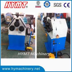 W24Y-400 section hydraulique verticale de la machine de laminage de pliage de flexion de profil