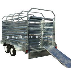 Galvanisierter Stahlviehbestand-Schlussteil-Vieh-Hochleistungsschlußteil