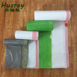 Migliori sacchetti di rifiuti di plastica di vendita del sacchetto di immondizia dell'hotel a gettare biodegradabile durevole per grande capienza