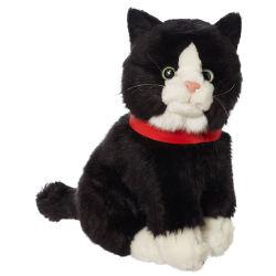 Meilleur Jouet figurines d'animaux en peluche Chat Noir farcies