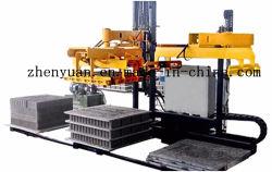 PLC 지 통제 QS-1000g 조정 벽돌 분리기 벽돌 기계