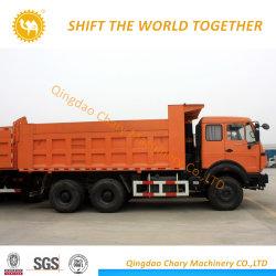 50 la tonne Minning Heavy Duty Steyr gros camion à benne basculante 8X4