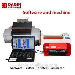 Imprimante de cas de téléphone cellulaire numérique