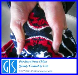 Suéter de Servicio de Inspección y Control de calidad/ inspección aleatoria Final