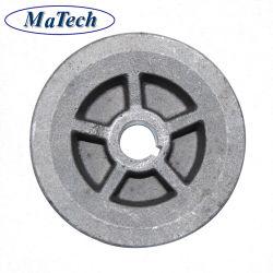 China Founddry baratos personalizados de la rueda de la polea de aleación de aluminio Metal