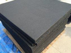 Crossfitまたは機能Tranningゴム製Floor/1mx1mのゴム製体操のタイルのための商業ゴム製体操のマット