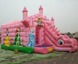 Neues aufblasbares Schloss, Qualität aufblasbares Slidejumper Spiel für Kinder (SL-115)