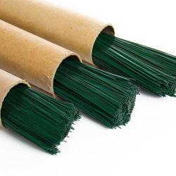 قطعة أخضر مستقيمة زاهية خاصّ بالأزهار سلك الصين بالجملة [أمزون] [لوو بريس]