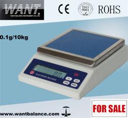 デジタル容易な操作の簡単な重量を量る企業の電子バランス