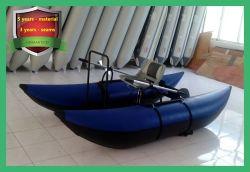 PVC-aufblasbares Fischerboot, Ponton-Boot fischend