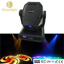 Stade de l'éclairage DMX Disco Spot LED 60W Déplacement de la lumière de la tête