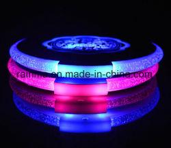 Verre acrylique LED bon marché Coasters ABS