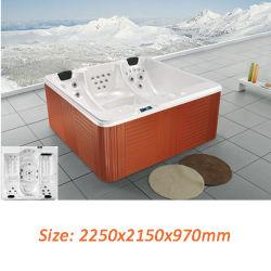 2,25 метров Европейской площади для использования внутри помещений акриловые ванны М-3313