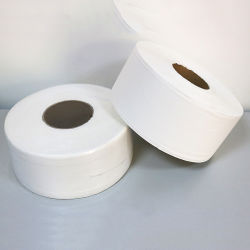 Виргинские хорошего качества Мягкий Jumbo Frames рулон туалет ткани