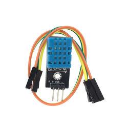 Sensor de humedad y temperatura digital Dht11 Los módulos LED Módulos electrónicos con DuPont para Arduino