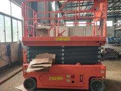 Plataforma elevatória tipo tesoura Whole-Electromotion para venda a quente