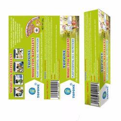 Topone segurança a longo prazo de protecção Natural repelente da nata