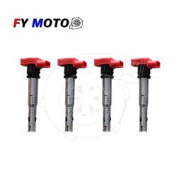 Para a Audi 8V S3 B9 S4 3.0T 1.8T 2.0T Gen3 Red Top bobinas de ignição