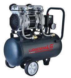 La parte ad alta pressione rotativa della vite di Oilless del mini singolo olio dentale massimo mobile industriale di CA usata Portable parte i compressori del compressore della pompa di aria libera del pistone