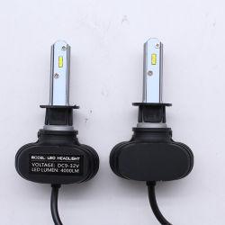 Antirreflexo Auto Farol H1 kits de faróis LED Hb4 12V 50W com o Barramento CAN