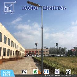 Светодиодный датчик движения все в одном интегрированном солнечного освещения улиц