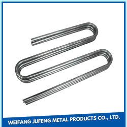 Buis de Van uitstekende kwaliteit van U van het Roestvrij staal van de douane voor Warmtewisselaar en Boiler
