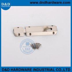 La fabricación de pequeño tornillo de la plana de latón para puerta de madera (DDDB020)