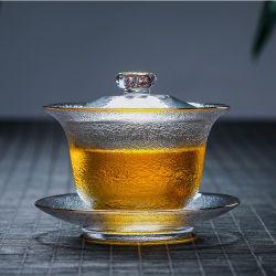 [أم] [أدم] عادية [بوروسليكت] زجاجيّة مصغّرة [درينك كب] يد - يجعل فنجان أنيق زجاجيّة لأنّ شاي