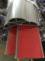 التوصيل من مادة PVC مع ملصق/البلاستيك حجرة سلك بلاستيكي في صندوق سلك بلاستيكي في صندوق سلك بلاستيكي غلاف نصف دائري مع ملصق