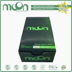 OEM 13 GSM 100% Zuivere Hennep die het Brandende Rolling Document van de Sigaret vertragen