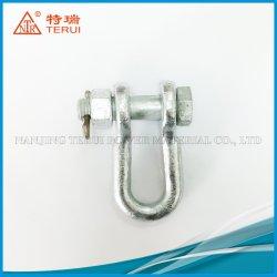 Hot-DIP galvanisierte Anker-Fessel-Zeile Befestigungsteil-Energien-Befestigungen