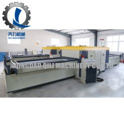 Appuyez sur la membrane d'aspiration en PVC/ Appuyez sur la machine de contrecollage 2 Table vide / automatique