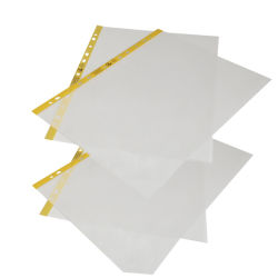 ESD A4 de Permanente Duidelijke Houders van het Document