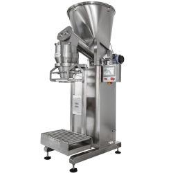 Semi automatico 10kg 50kg Curry/Cocoa/Flour/Coconut/caffè/Lavaggio in polvere riempimento imballaggio macchina Macchina riempitrice di polveri
