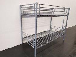 Totalmente desmontado mobiliário para Domitory duas camadas de aço requintados Bed