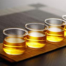 De enige Kop van de Thee van de Kop van de Mok van de Koffie van het Glas van Borosilicate van de Muur 50ml