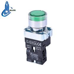 Drucktastenschalter des MetallLay5-Bw3361 elektrischer LED mit Anzeigelampe