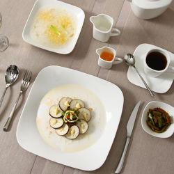 Heißes verkaufendes preiswertes keramisches Abendessen-Set für Hotel oder Gaststätte