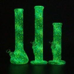 어두운 나물 담배 파이프 유리제에게 연기가 나기에 있는 도매 비커 실리콘 연기가 나는 관 놀