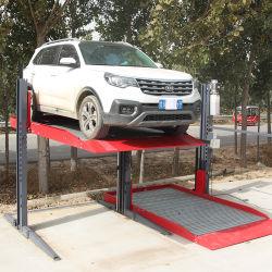 Elevatore di parcheggio dell'automobile di alberino dell'alberino due di Tuhe 2 per le soluzioni semplici facili di parcheggio della famiglia