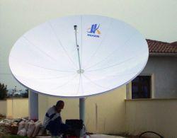 3.7m C, Ku-Band Rx nur Antenne