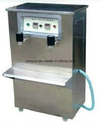 Полуавтоматическая жидкости заправки воды розлива упаковочные машины