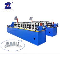 التصنيع عالي السرعة تم تصنيع حاوية كابلات مغلفنة مكلفنة تشكل الماكينة